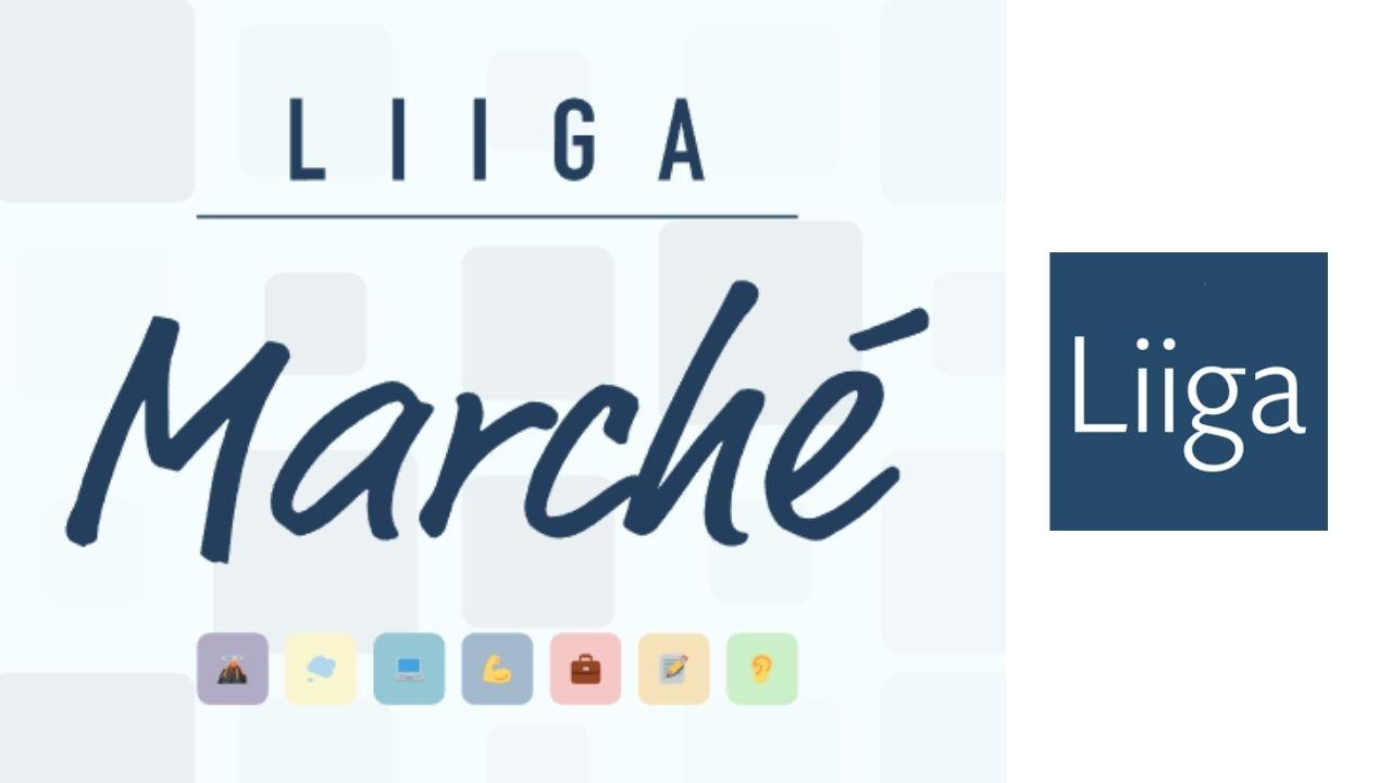 Liiga新サービス Liigaマルシェ